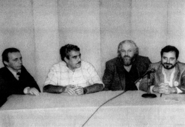 Нью йорк ноябрь 1989 г
