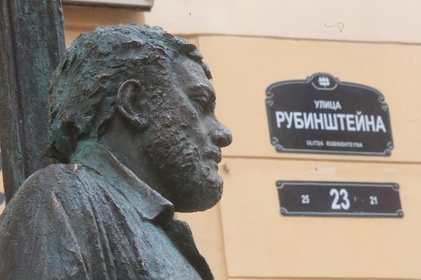 В Санкт-Петербурге открыли памятник Довлатову