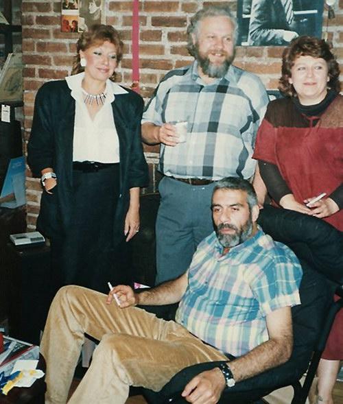 Нью йорк 1986 г